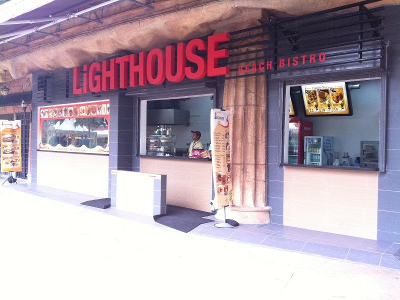 Lighthouse Beach Bistro