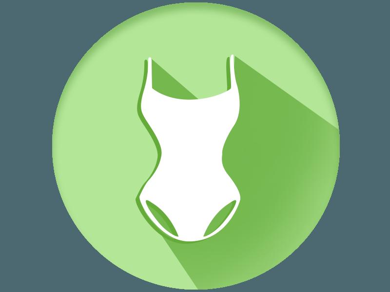 Logo-Swimsuit
